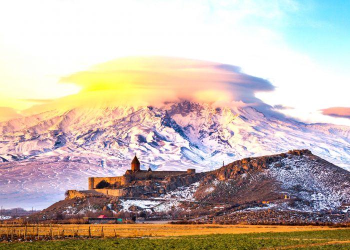 Voyage organisé Arménie : Les Monastères Haghbat et Sanahin