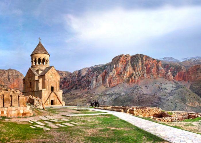 Un séjour organisé en Arménie