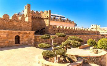 Circuit classique Azerbaidjan : La Cité Fortifiée de Bakou
