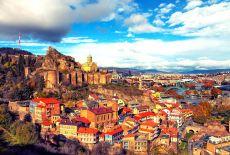 Voyage Géorgie : La cité antique de Mtskheta