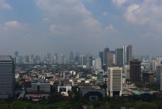 Voyage en Indonésie: Jakarta