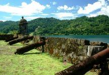Voyage au Panama : les fortifications de la côte Caraibe