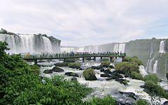 Extension aux chutes d'Iguazú