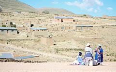 Extension au Parc National Madidi