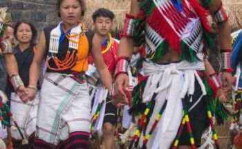 Voyage sur-mesure en Inde : Le Hornbill Festival