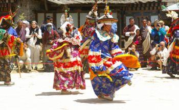 Circuit organisé au Bhoutan, au rythme du festival Paro en dix jours