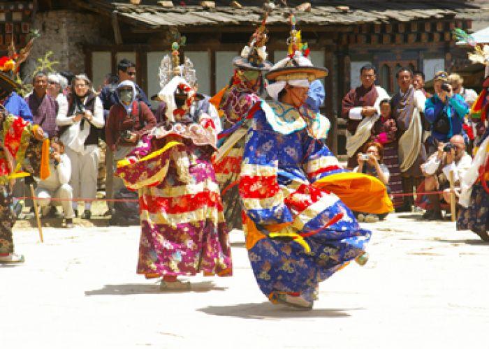 Circuit organisé en Bhoutan: Le festival de Paro en dix jours