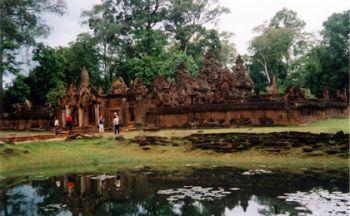 Voyage au Cambodge, Le trio de la route Romantique, onze jours et huit nuits