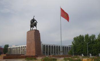 Voyage au Kirghiztan, huit jours - sept nuits