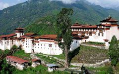 Extension au Bhoutan