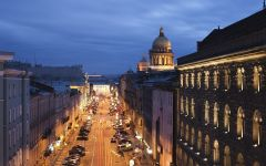 Le duo St Petersbourg – Moscou, 9 jours / 8 nuits