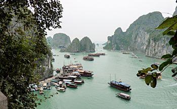 Voyage découverte du Nord Vietnam et trek dans Montagnes Nord Vietnamiennes en douze jours
