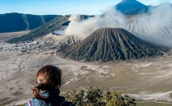 Trekking à l'assaut des montagnes et volcans d'Indonésie (est de Java) en quinze jours