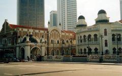 Fugue en Malaisie 12 jours 11 nuits