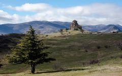Le duo Arménie/Géorgie