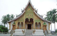 Le prélude de la sérénité du Laos en Estampe 20 jours 17 nuits
