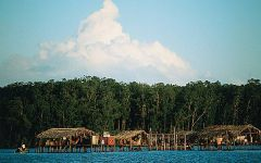 Fugue au delta Orénoque (Ubanoko, Guinamorena, Simuina, Guaranoko, campement des Trois Canaux), 4 jours/3 nuits