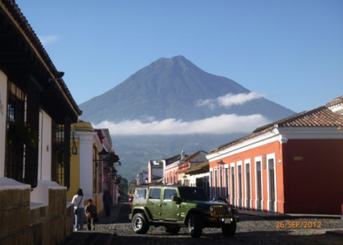 Voyage combiné Guatemala - Mexique et Chiapas en vingt et un jours