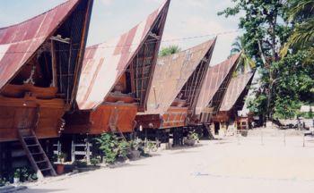 Un séjour ou des vacances balnéaires en Indonésie