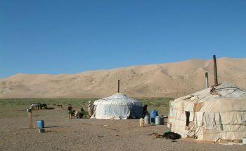 Extension : harmonie mongole steppes et désert
