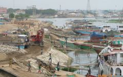 Extension au pays du Bengale