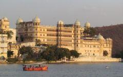 Fugue blanche, bleue et rose : Jodhpur - Rohet - Udaïpur - Jaïpur, 4 jours/3 nuits