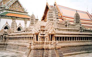 Circuit classique de la Thaïlande en quatorze jours