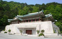 Circuit classique Nord-coréen au rythme du train