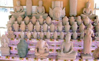 Extension au delà Angkor, Koh Ker, Beng Melea et Preah Viharn (temples perdus dans la jungle) en deux jours