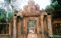 Fugue aux temples Angkor, 5 jours/4 nuits
