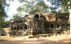 La fugue pré-angkorienne à Kongpong Thom et Kongpong Chàm, 2 jours/1 nuit