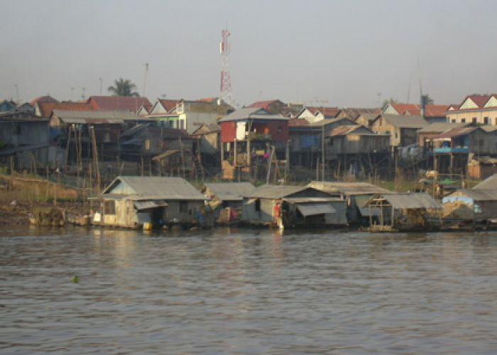 La fugue verte sur le Mékong à Kratié, 3 jours/2 nuits