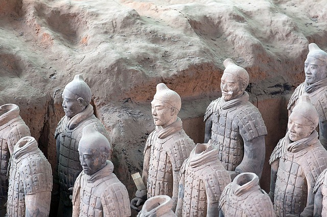 Voyage individuel Chine : Le Mausolée du premier empereur Qin