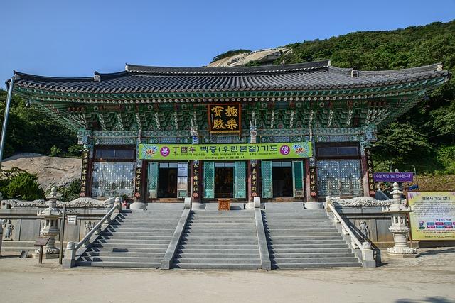 Voyage organisé Corée du Sud : Séjour en temple, le temple stay