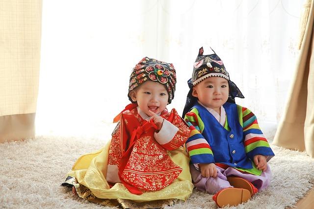 Séjour Corée du Sud : Le Hanbok, habit traditionnel des Coréens