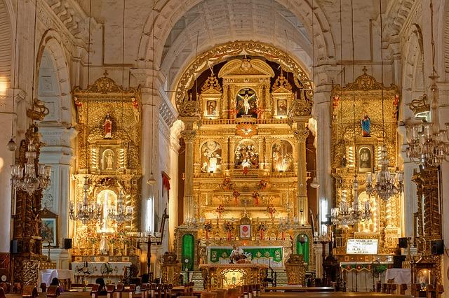 Séjour Inde : Églises et couvents de Goa