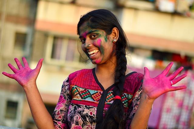 Voyagiste Inde : Les fêtes traditionnelles - Holi