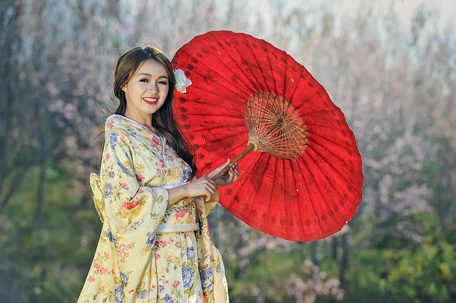 Culture japonaise : Le Kimono, symbole nippon