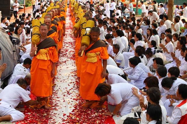 Voyage organisé Thaïlande : Fêtes traditionnelles