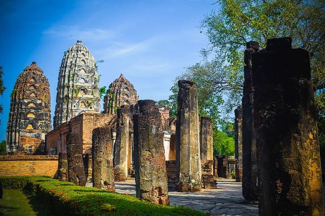 Circuits Thaïlande : Sukhothai, le berceau des Thaïlandais