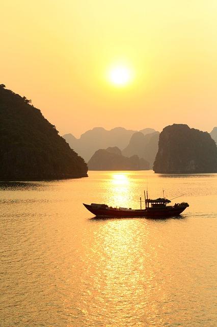 Croisière Vietnam : La Baie d'Hà-long