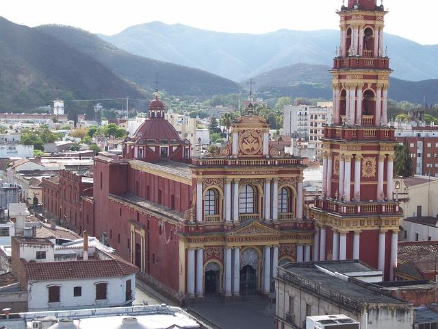 Location de voiture Argentine : Salta et le Nord-Ouest
