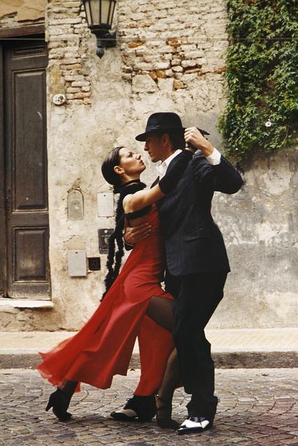 Spécialiste Argentine : Le pays en un clin d'oeil - tango