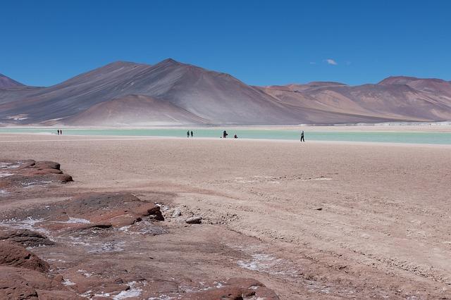 Circuit individuel Chili : Le désert d'Atacama - lagune