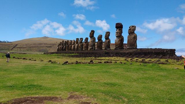 Voyagiste au Chili : Rapa Nui, l'île de Pâques