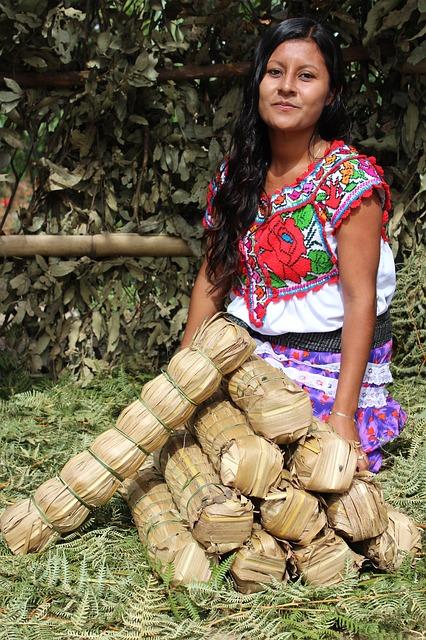 Blog Voyage Mexique : Costume traditionnel - le Huipil