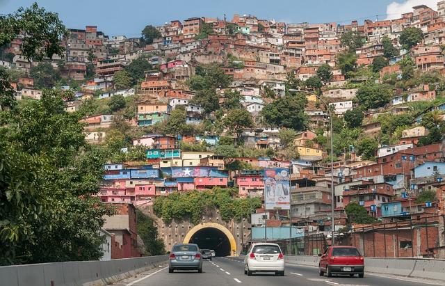 Séjour Venezuela : Caracas